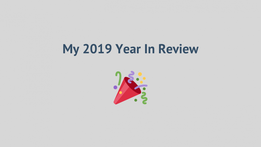 Alex Panagis & ScaleMath – My 2019 Review